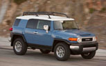 Toyota FJ Cruiser Gets Trail Teams Special Edition Model for 2011