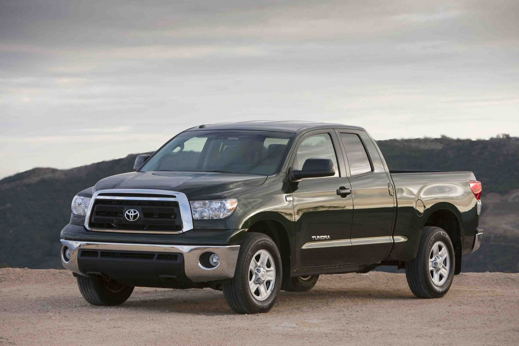 2011 Toyota Tundra Gets More Powerful Base Engine