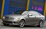 Mercedes C-Class Coupe to Debut at Detroit Auto Show; AMG Version to Follow