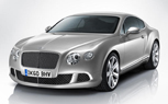 2011 Bentley Continental GT Bows With With More Power, New Looks, V8 Option