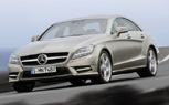 2012 Mercedes-Benz CLS: New Pictures