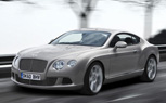 2011 Bentley Continental GT Shows its New Curves [video]
