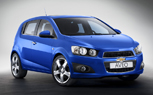 New Chevy Aveo Unveiled Ahead of Paris Auto Show Debut