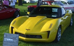 Horribly Executed Corvette Stingray Concept Replica Actually Sells on eBay