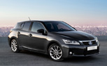 Lexus CT200h Gets 134-HP, 42-MPG Average