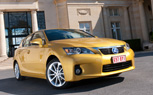 Higher Performance, More Efficient Lexus CT200h Models Under Consideration