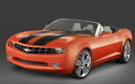 Camaro Convertible Sells for Over $200,000 at Barrett-Jackson Las Vegas