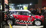 MINI Countryman WRC Debuts With A Rally Legends In Tow [Paris 2010]