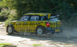 MINI Countryman WRC to Debut at Paris Auto Show