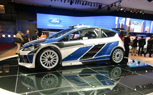 Ford Fiesta RS WRC Revealed For Competition Duties [Paris 2010]