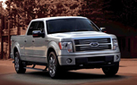 Drive the 2011 Ford F-150 Before it Hits Dealers