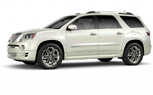 GMC Acadia Denali Priced from $43,220