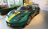 Lotus Planning GT2 Class Racer Based on 'Future Road Car' Plus LMP2 Entry