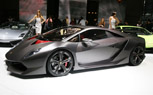 Lamborghini Sesto Elemento (Sixth Element) Officially Unveiled [Paris 2010]