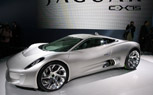Jaguar C-X75 to Inspire Brand's Future Design Direction; Also Makes 780-HP [Paris 2010]