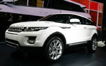 Range Rover Evoque Surprises With Compact Size [Paris 2010]