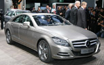 2012 Mercedes-Benz CLS World Premiere: The Evolution of the 4-Door Coupe [Paris 2010]