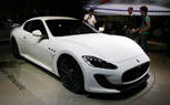 Maserati GranTurismo MC Stradale Debuts With More Power, Less Weight [Paris 2010]