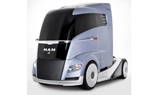 MAN Concept S Adds Aerodynamics to Big Rig Cab; Looks Like Optimus Prime's Head