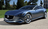 Mazda Shinari: New Pictures of Mazda's Stunning Concept