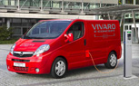 Opel Vivaro e-Concept Brings Chevy Volt Technology to Commercial Vehicle Segment