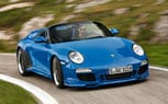 Porsche 911 Speedster Revealed Ahead of Paris Auto Show Debut