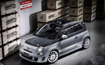Abarth 500C Essesse and Punto Evo Essesse Revealed Ahead of Paris Auto Show Debut