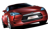 Hyundai Veloster to Debut at Detroit Auto Show?