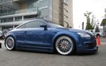 Japanese Tuner Craft Builds Ultra-Clean Rieger Tuning Audi TT