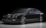 Wald International Releases Bentley Continental Flying Spur Black Bison Kit
