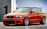 BMW 1 Series M Coupe Rendered into Reality