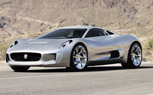 Jaguar C-X75 Revealed as Stunning 780-HP Electric Supercar Concept [Paris 2010]