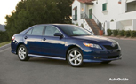 Toyota Camry V6 To Get Fuel Economy Bump For 2011