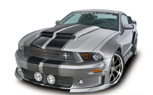 Cervini's to Unveil Eleanor-Influenced GT500 Mustang Body Kit at SEMA