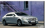 New Mercedes-Benz CLS Ad Is For The Children