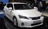 Lexus CT200h To Offer Adjustable Driving Modes