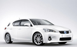 Lexus CT200h Safety Features Unveiled