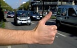 Daimler Uses Social Media to Hook Up Hitchhikers With a Ride