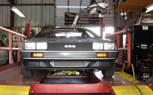 World's First Toyota Supra 2JZ-Powered DeLorean