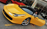 21 Year Old Saudi Student Owns 30 Amazing Cars; We Just Want One