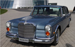 Mercedes-Benz Owned By Elvis Up For Auction