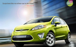 Ford Launches Fiesta iPad App