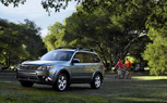 Subaru Forester Gets Minute MPG And Price Bump For 2010