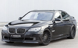 Hamann Releases Menacing New 'Evo' Bumper for the BMW 7 Series
