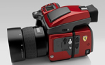 Ferrari and Hasselblad Team Up For New H4D Limited Edition Camera