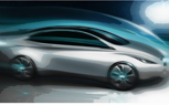 Infiniti Electric Car Teased in New Design Sketch; For Sale in 2013