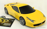 1:8 Scale Ferrari 458 Italia Won't Burn Down