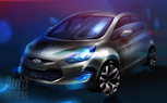 Hyundai ix20 Picture Released Ahead Of Paris Auto Show Debut