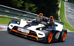 KTM X-Bow R Released, Track Day Nutcases Rejoice