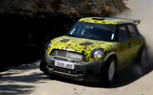MINI Countryman WRC Caught Testing in Portugal [video]